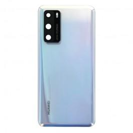 Vitre arrière Huawei P40 Blanc