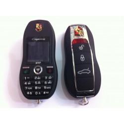 Téléphone portable Clé Porshe