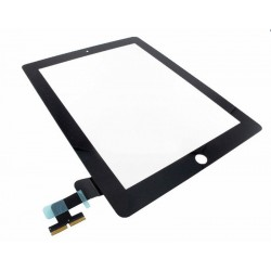 Tactile pour Ipad 2 noir
