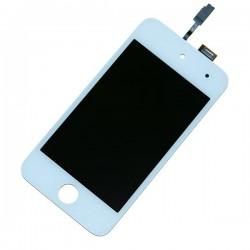 LCD pour Ipod 4 blanc