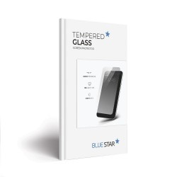 VERRE TREMPE Blue Star 3D -...