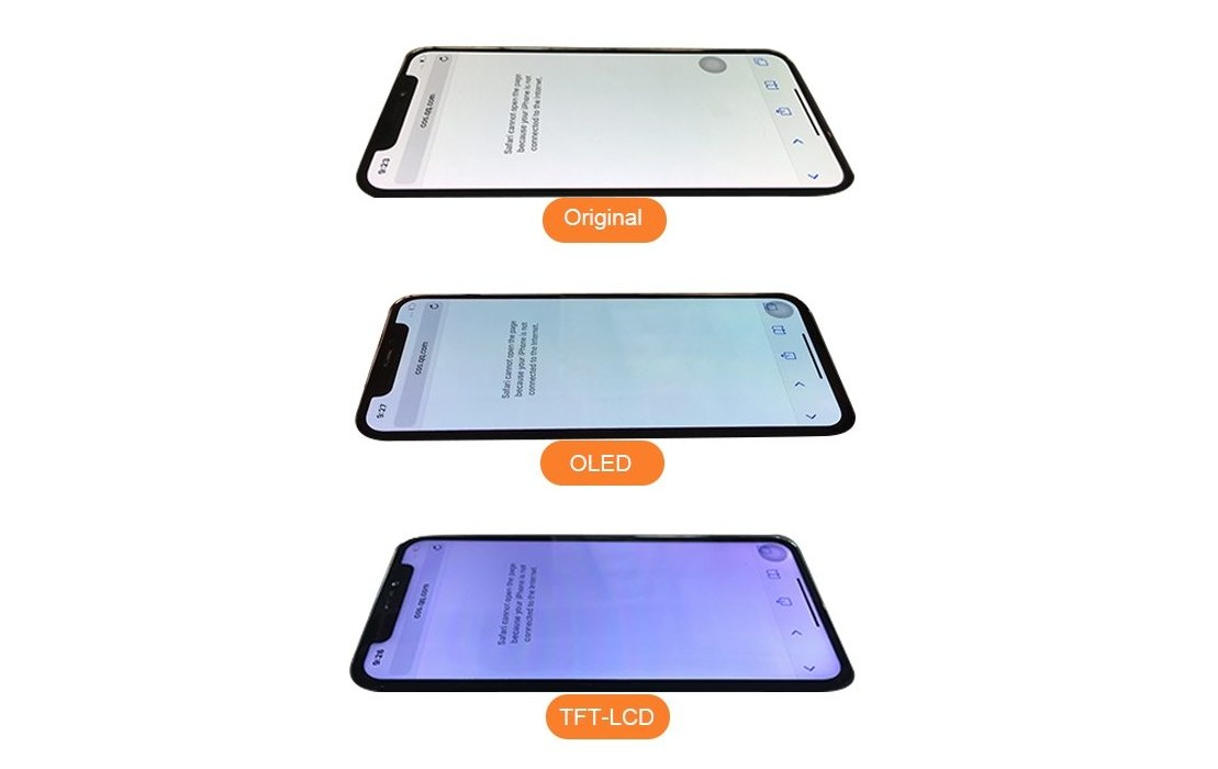 LCD iphone original/OLED ou TFT