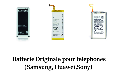Batterie Originale